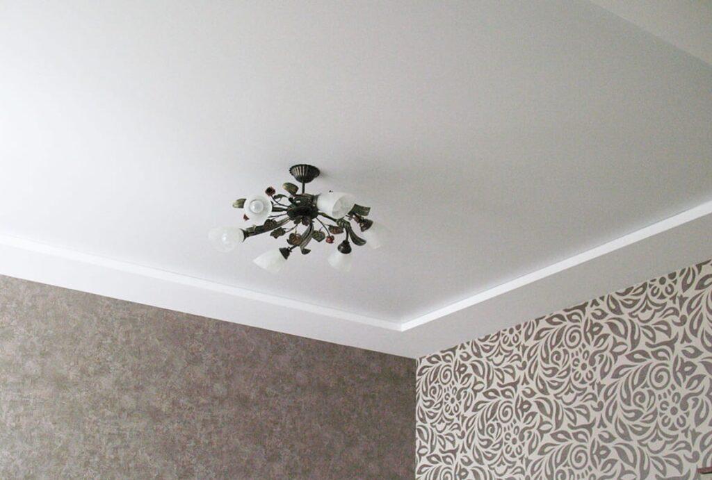Фото - матовые натяжные потолки